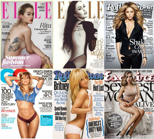 assorted covers