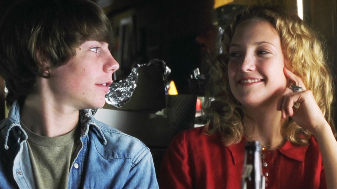 Scene from Almost Famous
